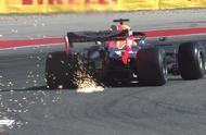 F1美国站一练:红牛领跑 法拉利落后0.17秒.jpg