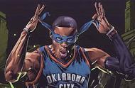 忍者神龟式头巾被摘!NBA将禁止威少詹姆斯巴特勒等佩戴打结发带.jpg